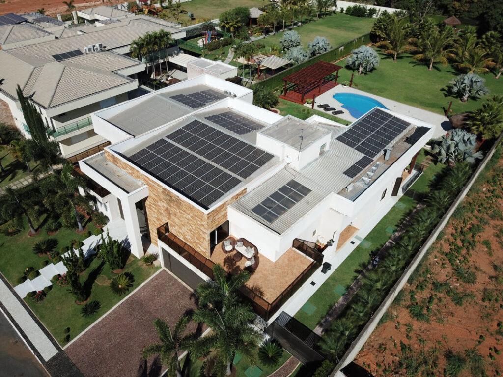 Para sua casa   30 kWp